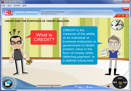 Revision Guide to Financial System & Credit